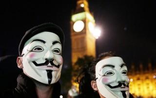 再駭兩親共網站 匿名者:不想臺灣變土共島