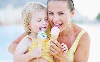 納豆來的靈感 不融你手的冰淇淋將問世