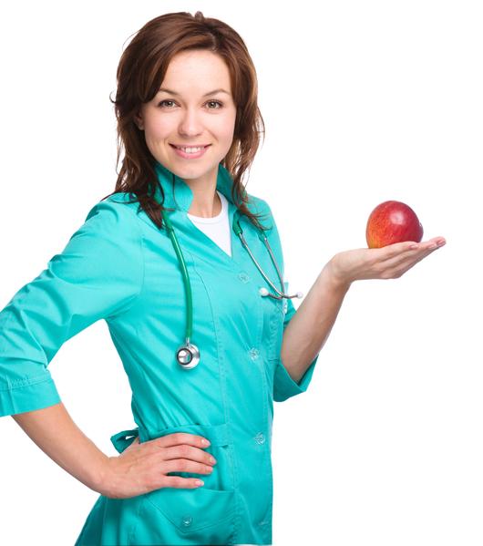 """有句谚语:""""苹果红了,医生的脸就绿了""""。(Fotolia)"""