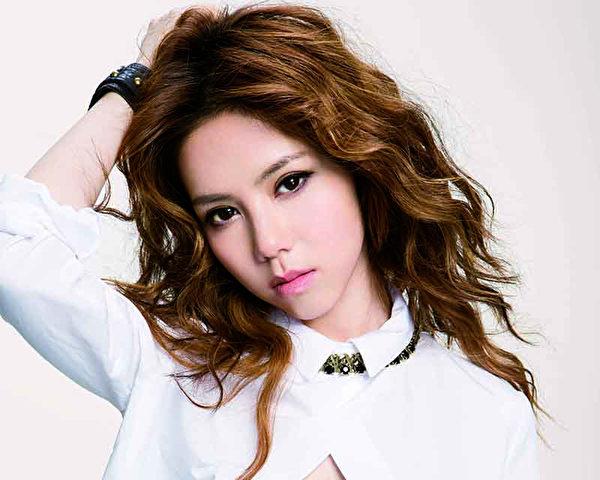 香港女歌手邓紫棋(G.E.M.)。(蜂鸟音乐提供)