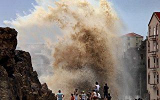 蘇迪羅襲大陸 溫州特大暴雨如70個西湖水量