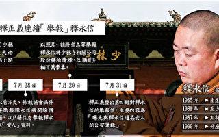 财新网揭释永信背后人物 李长春被点名