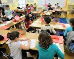 加州的教師缺乏的狀況變得越來越嚴重。 (ROBYN BECK/AFP/Getty Images)