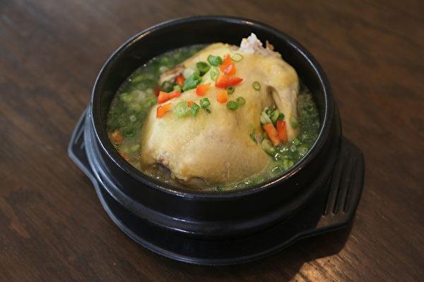 蔘雞湯(謝凌/大紀元)