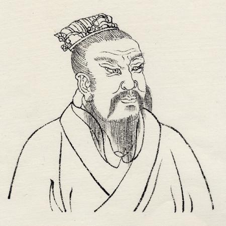 漢高祖劉邦。(大紀元製圖)