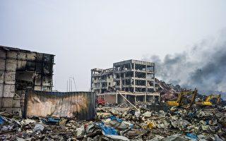 """日本消防员看天津爆炸:""""不应该发生"""""""