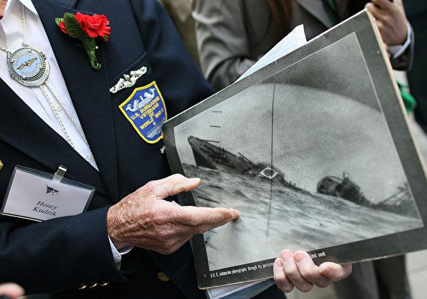 每年美国都举办活动纪念珍珠港事件。(Mark Wilson/Getty Images)