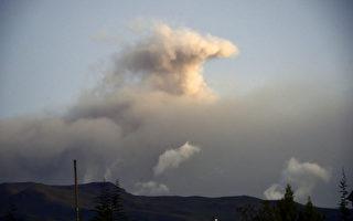 火山蠢動  厄瓜多宣布進入緊急狀態