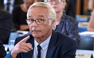 激流勇退 法国劳工部长辞职做市长