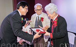 旧金山纪念抗战70周年 中国获最高勋章只4人