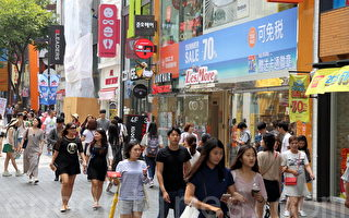 """韩国启动规模最大的""""优惠季""""活动"""