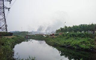 天津港海域驗出氰化物