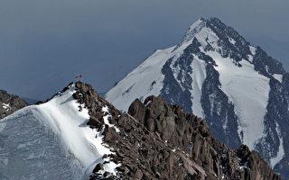 氣候暖化 2050年天山冰川面積將少一半