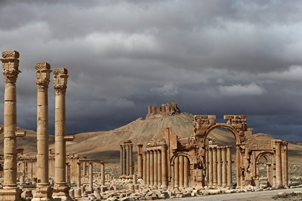 敘利亞82歲考古學者遭IS武裝分子處決