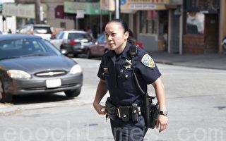 研究:旧金山警察街头步巡有助降低财产犯罪