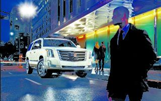 豪华SUV凯雷德:成功者的标志