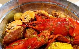 【美食天堂】Cajun 麻辣煮海鲜怎么做