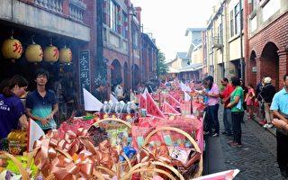 传艺中元祭 再现传统街普盛况