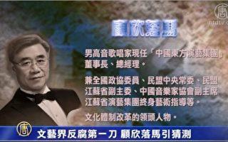 东方演艺集团董事长被捕  曾为江泽民唱歌