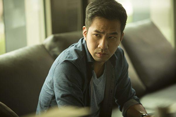 《麻醉风暴》黄健玮入围迷你剧男主角。(公视提供)