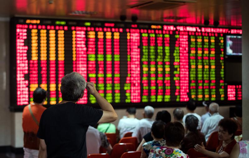 大陸股市配資升至五年高點 業界憂股災重現