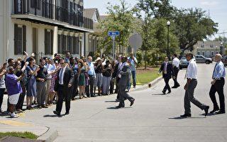 颶風過後10年 美兩屆總統重訪新奧爾良