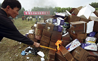 WHO最新數據:4310億假藥 多源自中國印度