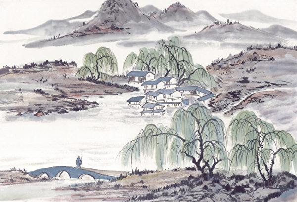 唐朝最幸福的伶人,非李龜年莫屬。早期的李龜年盛極一時,生在於音樂家族,善歌、篳篥、羯鼓等,更長於度曲。(大紀元資料圖片)