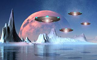 和外星人近距離接觸 英作家披露被抓經歷