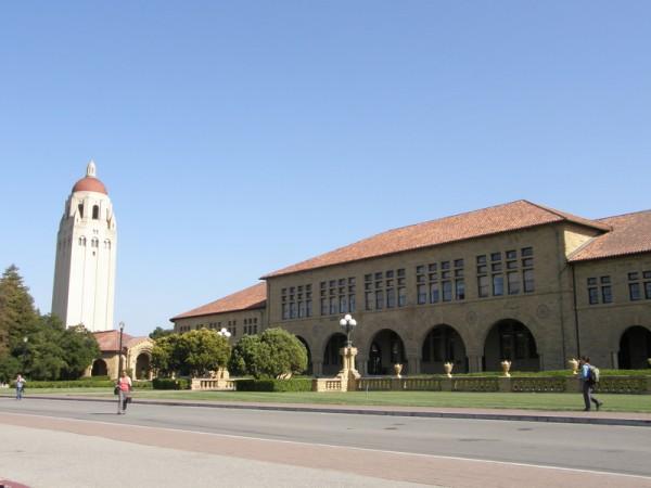 斯坦福大學(Stanford University)。(Fotolia)