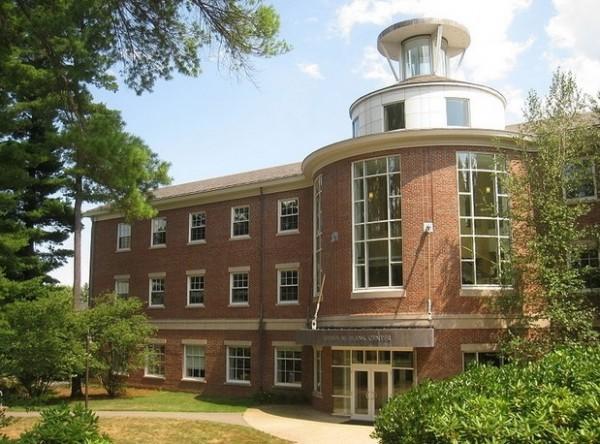 貝布森學院(Babson College)。(Wiki)