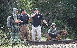 美國伊州警員被槍殺 警方密林中搜捕3凶嫌