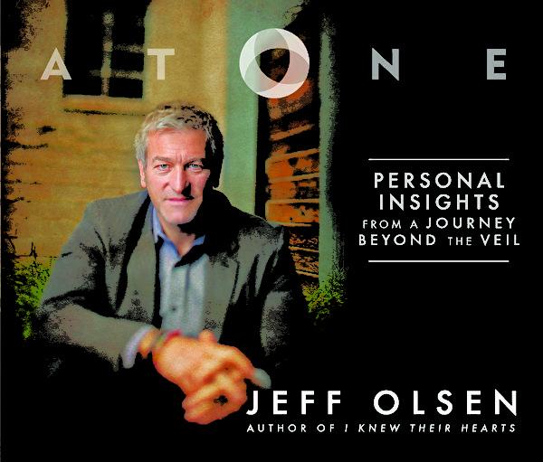 杰夫‧奥尔森的有声书《个人洞见》。(courtesy of Jeff Olsen)