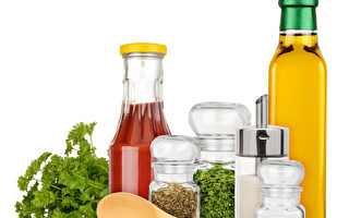 六種調味佐料 讓你吃得更健康
