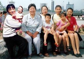 一家8口人被迫害 董淑兰告江