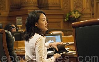 舊金山市4議員呼籲撤換蘇爾  李孟賢指玩弄政治