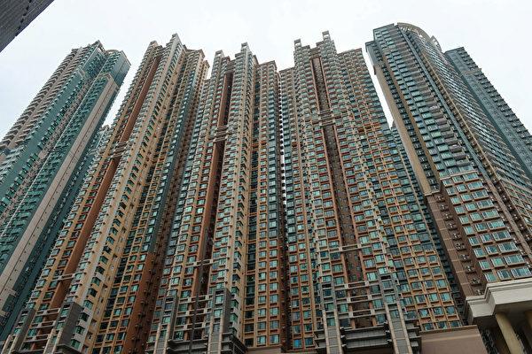 香港樓價放緩未見大跌勢