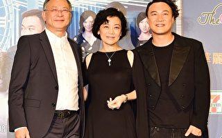 杜琪峯新片香港首映 张艾嘉谈职场必胜术