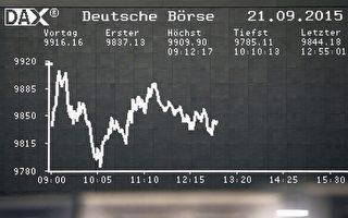 大眾股價狂跌逾20% 市值蒸發逾5700億