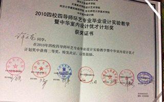 中央美院优秀毕业生遭黑龙江监狱非人折磨
