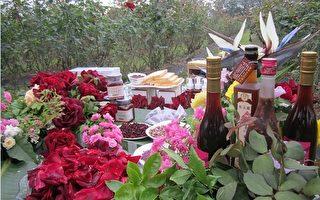 中秋玫瑰烤肉 健康浪漫嚐鮮