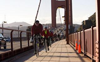 旧金山金门大桥防自杀 增巡逻警察