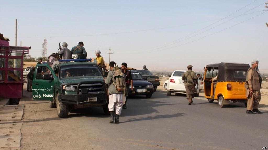 塔利班攻占阿富汗昆都士 释放500囚犯