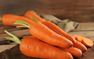 胡萝卜护眼、抗癌 煮熟吃吸收更好