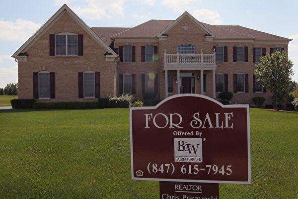 美國30年固定房貸利率創四年高峰