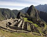 馬丘比丘是秘魯南部古印加帝國的古城廢墟。(EITAN ABRAMOVICH/AFP)