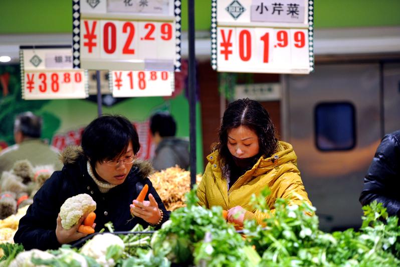 一季度大陸五大重點消費行業超六成虧損