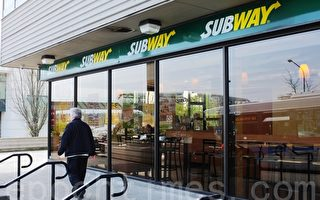 響應食安 Subway宣布停用抗生素肉類