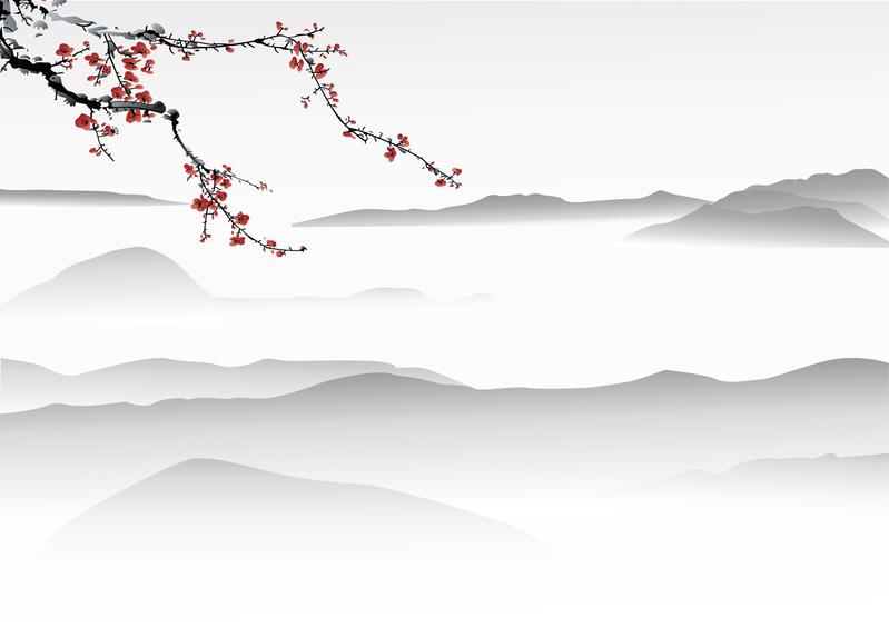 华夏诗醇:余亦谢时去,西山鸾鹤群。