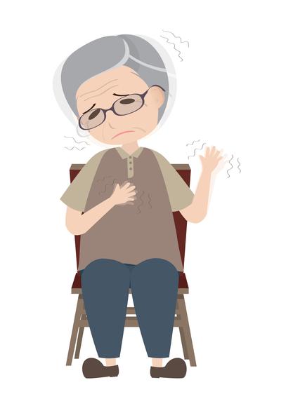 帕金森氏症患者的运动障碍症状(fotolia)